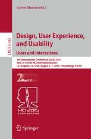 Chinese User Experience Design An Initial Analysis Springerlink