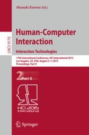 Human-Computer Interaction: Interaction Technologies