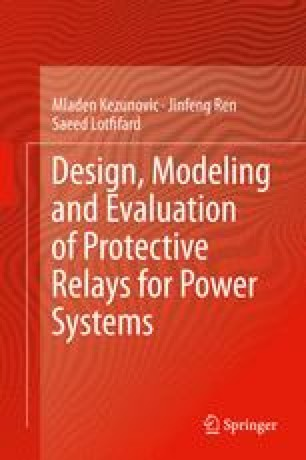 Basics of protective relaying and design principles springerlink design modeling and evaluation of protective relays for power systems fandeluxe Images