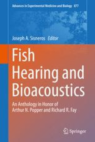 Fish Hearing and Bioacoustics