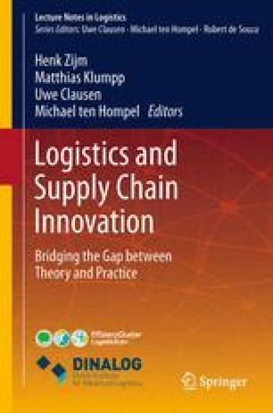 Logistics and Supply Chain Innovation