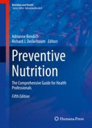 Role of the food and supplement industries in human health role of the food and supplement industries in human health springerlink fandeluxe Image collections