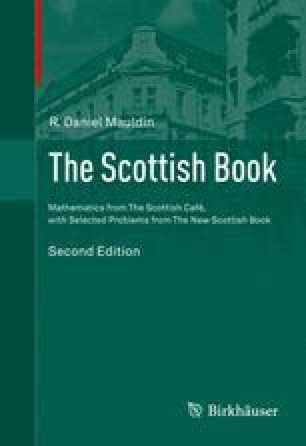 The Scottish Book