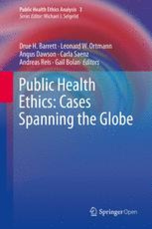 Environmental and Occupational Public Health | SpringerLink