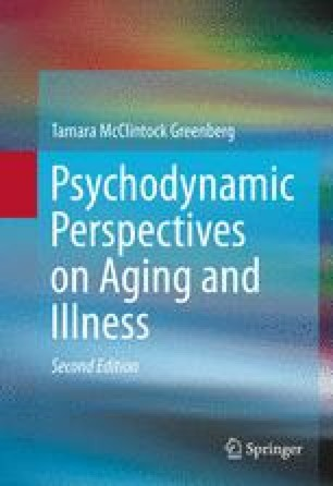 Narcissistic Aspects of Aging and Illness | SpringerLink