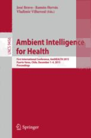 Ambient Intelligence for Health