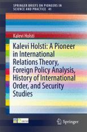 Along The Road Of International Theory In The Next Millennium Four