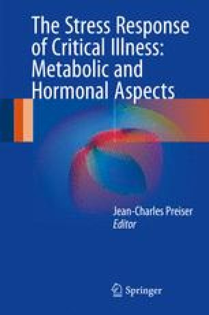 The Stress Response of Critical Illness: Metabolic and Hormonal Aspects