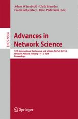 Advances in Network Science