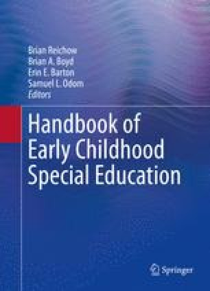 Occupational Therapy In Early Intervention And Early Childhood