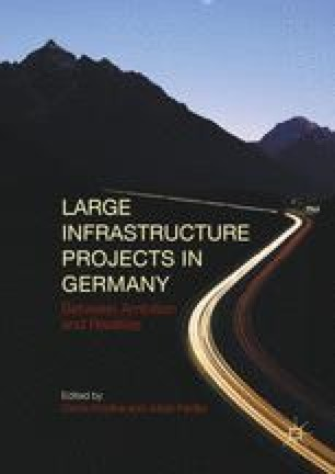 Large Infrastructure Projects in Germany