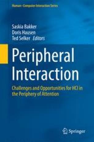 Peripheral Interaction