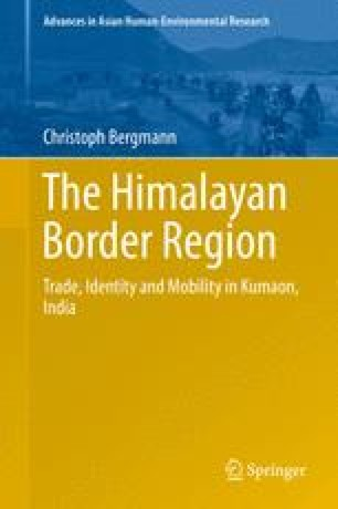Trans-Himalayan Trade in an Imperial Environment | SpringerLink