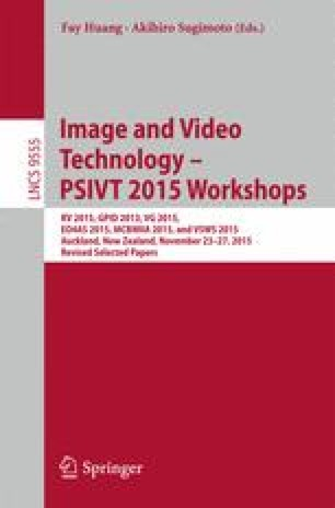 Image and Video Technology – PSIVT 2015 Workshops