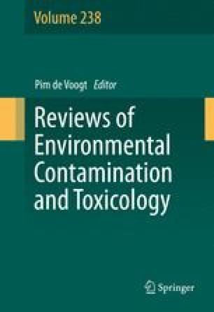 Reviews of Environmental Contamination and Toxicology Volume 238