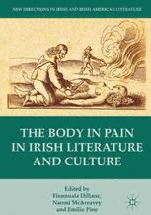 Where Does It Hurt? How Pain Makes History in Early Modern
