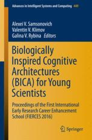 Biologically Inspired Cognitive Architectures (BICA) for Young Scientists