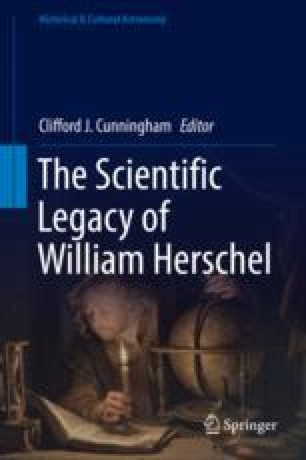 "William Herschel and the ""Front-View"" Telescopes 