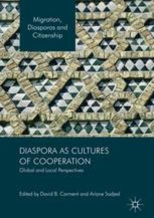 Diaspora as Cultures of Cooperation