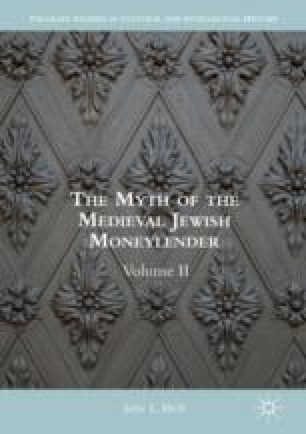 Which Is the Merchant Here? And Which the Jew? | SpringerLink