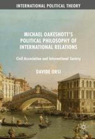 Philosophy And International Relations Springerlink