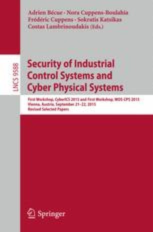 Forensics in Industrial Control System: A Case Study