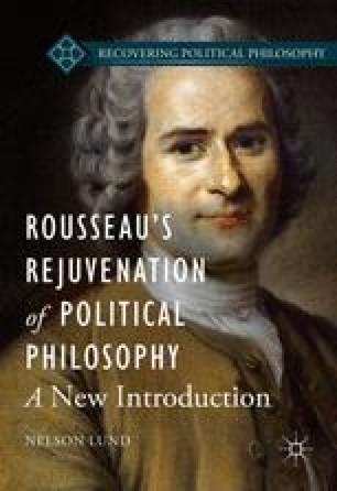 rousseau discourse on inequality part 1 summary