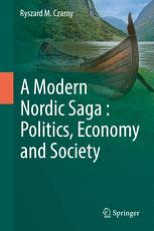 "Problems and Challenges of the Nordic ""Welfare States"