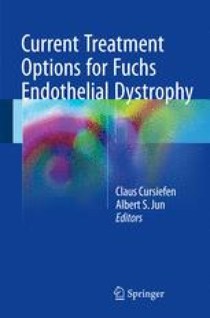 Current Treatment Options for Fuchs Endothelial Dystrophy