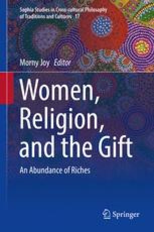 "Conditional Gifts for the Saints: ""Gift"" and ""Commodity"" as Gender"