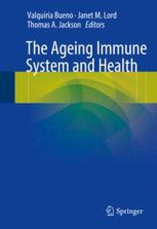 The Ageing Immune System and Health