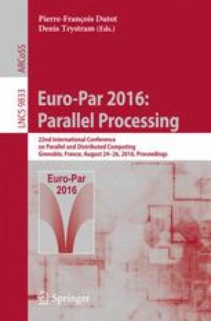 Euro-Par 2016: Parallel Processing
