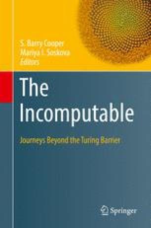 The Incomputable