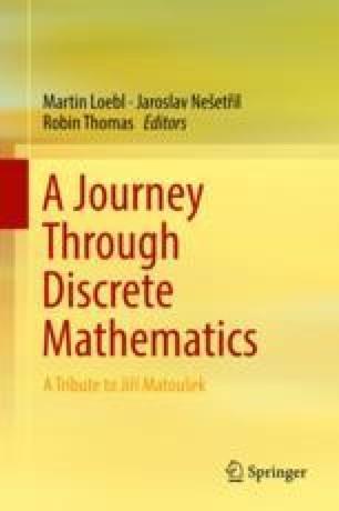 A Journey Through Discrete Mathematics