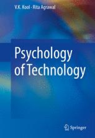 Technology and Sensory, Perceptual, and Cognitive Processes