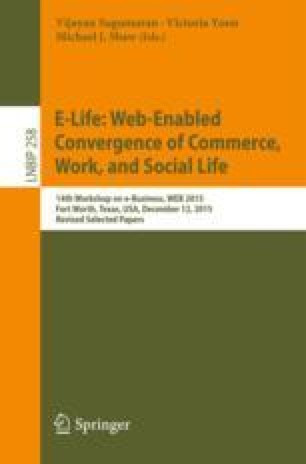 E-Life: Web-Enabled Convergence of Commerce, Work, and Social Life