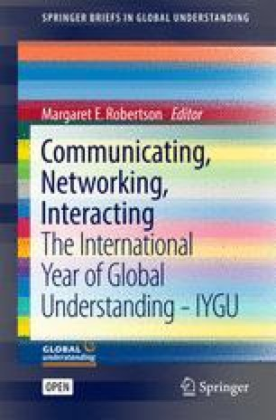 Communicating, Networking: Interacting