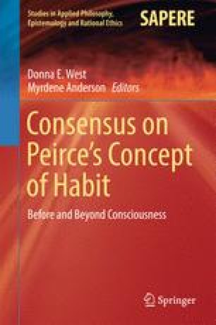 Consensus on Peirce's Concept of Habit