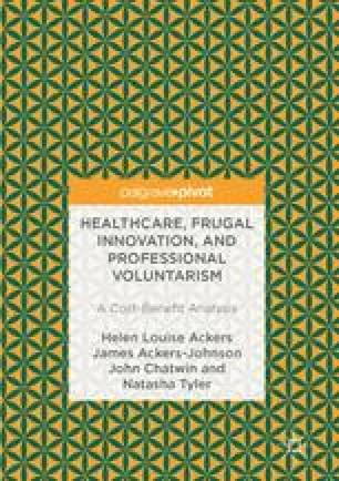 Healthcare, Frugal Innovation, and Professional Voluntarism