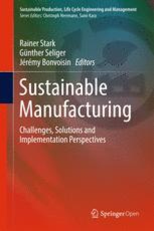 Sustainable Solutions for Machine Tools   SpringerLink