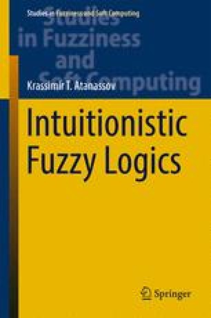 Intuitionistic Fuzzy Logics