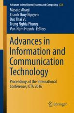 Advances in Information and Communication Technology