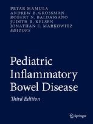 Pediatric Inflammatory Bowel Disease