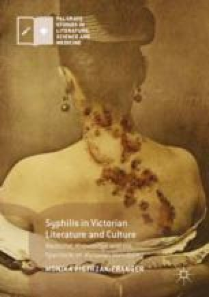 Syphilis in Victorian Literature and Culture