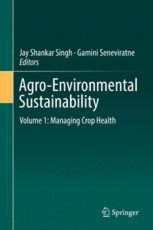 Agro-Environmental Sustainability