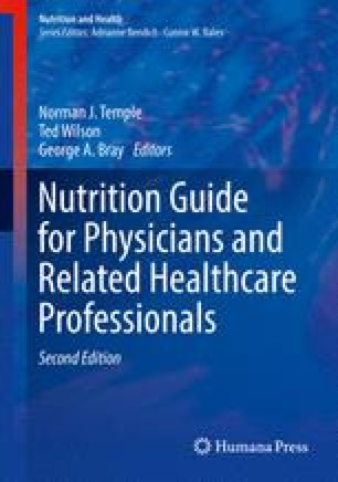Nutrition Guide for Physicians and Related Healthcare Professionals