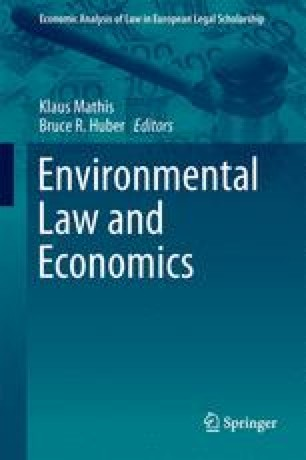 Environmental Economics: A Critical Overview