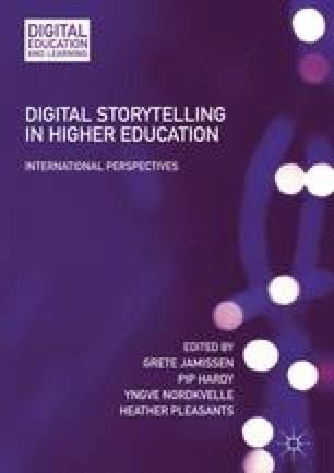 Digital Storytelling in Higher Education