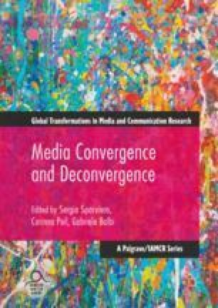 how has media convergence affected everyday life