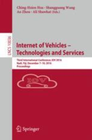 Internet of Vehicles – Technologies and Services